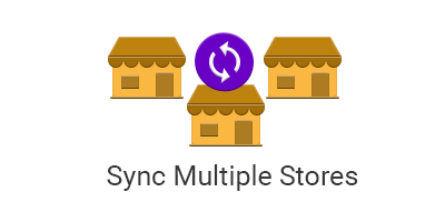 Sync Multiple Stores