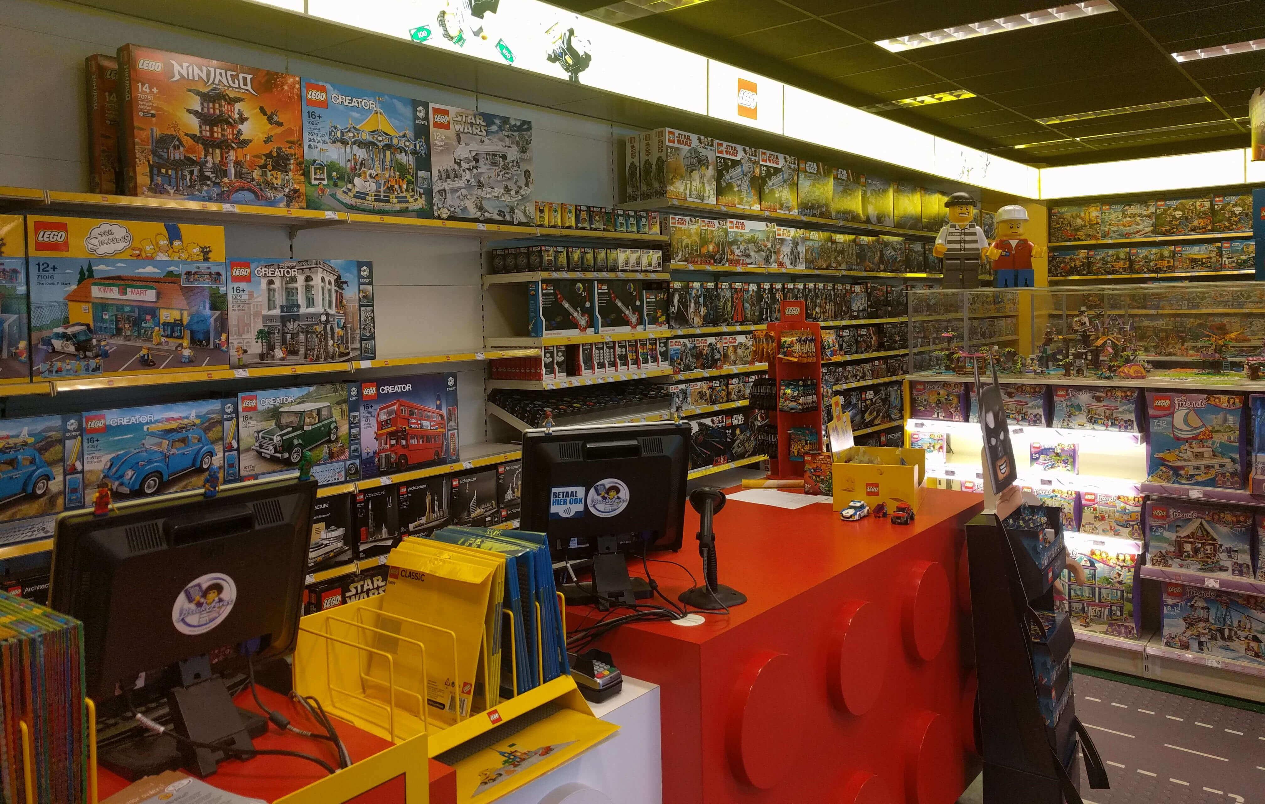 BrickFever – Your Complete LEGO Shop