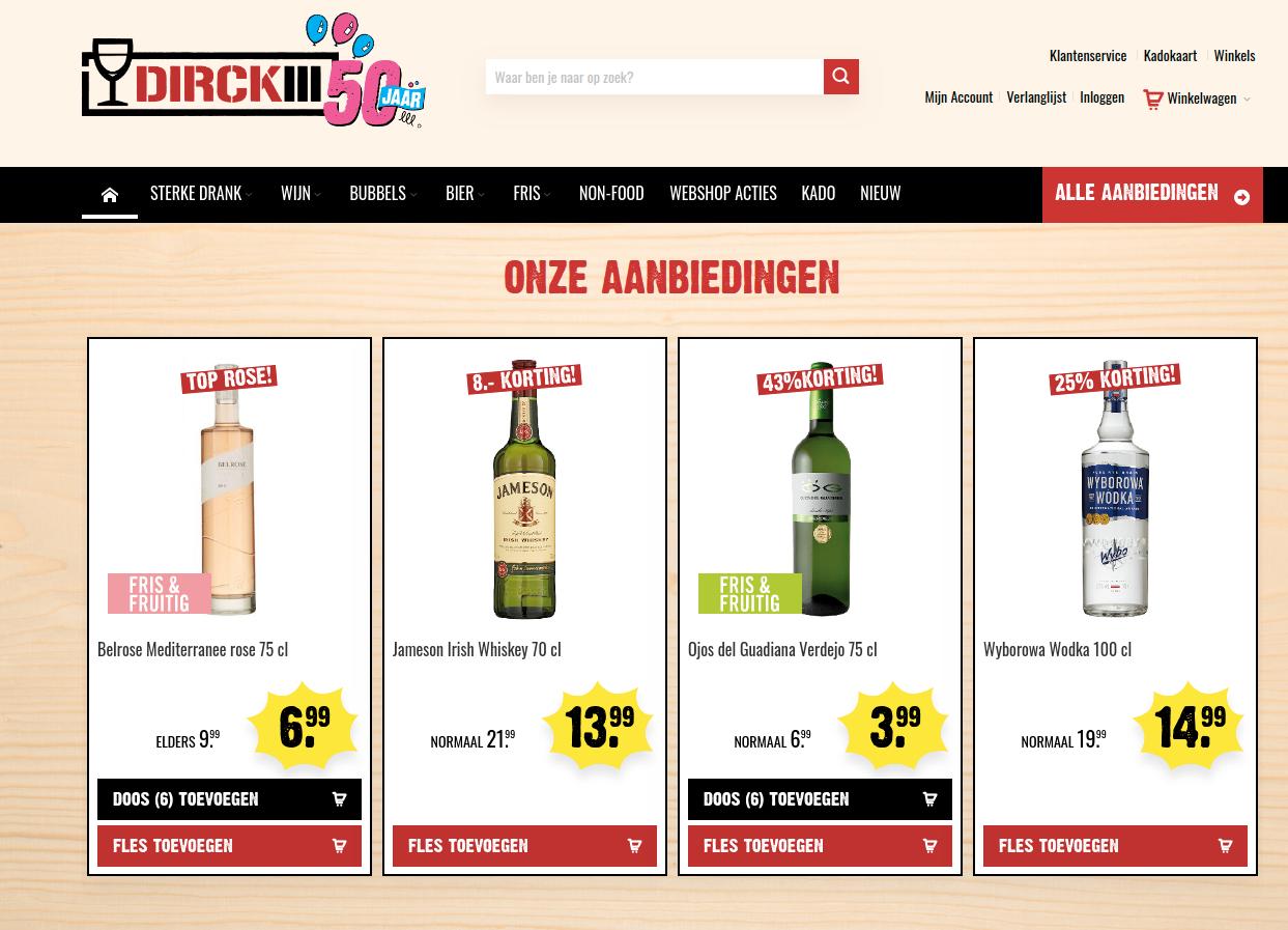 DICKRIII online shop