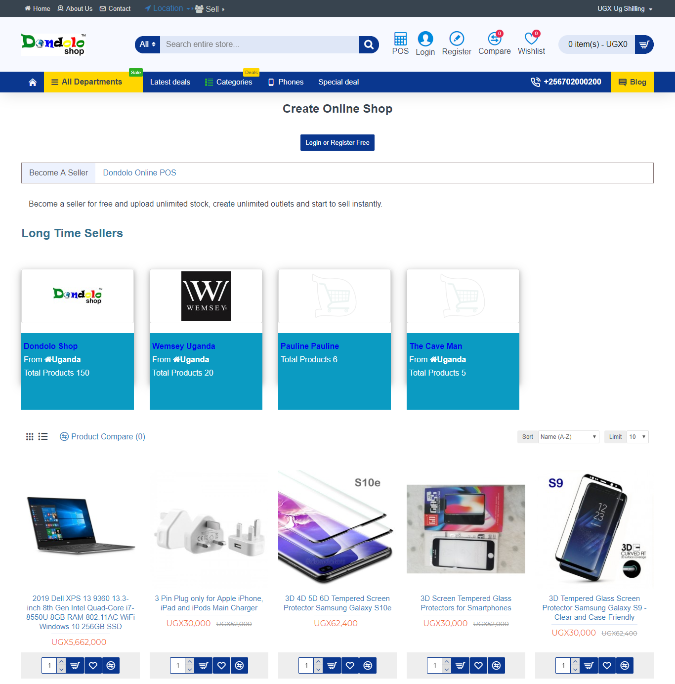 Building Dondolo Web Marketplace