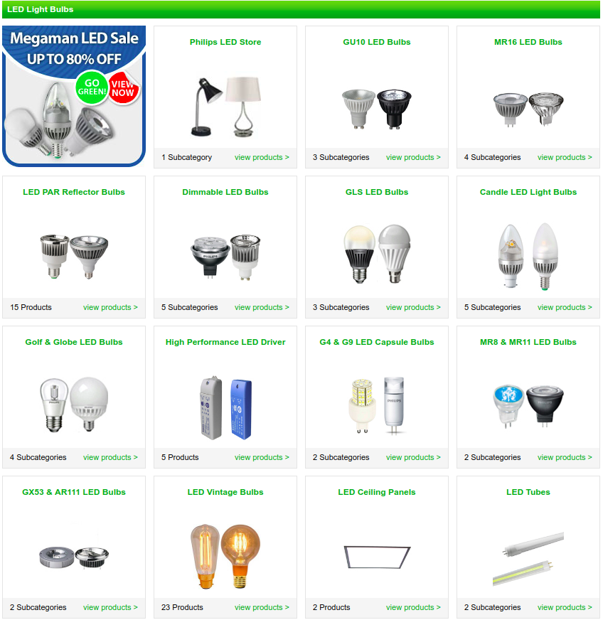 Energy Bulbs