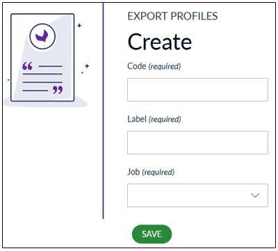 How to export Product Information?