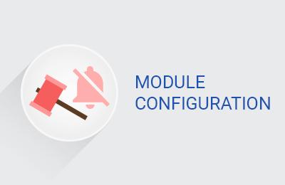 Module Configuration