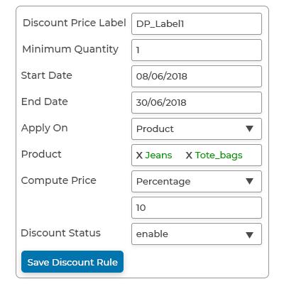 WooCommerce POS Pricelist (Add-On)