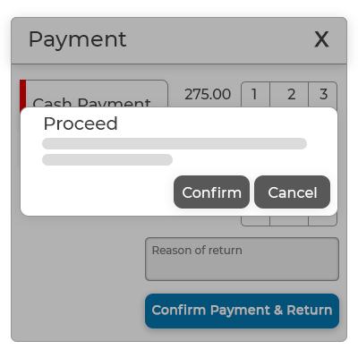 WooCommerce POS Order Return (Add-On)