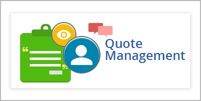 Quote Management