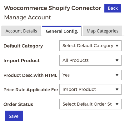 Easy To Manage Products