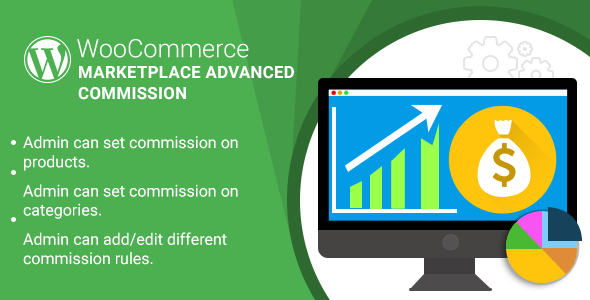 Marketplace Advanced Commission for WordPress WooCommerce