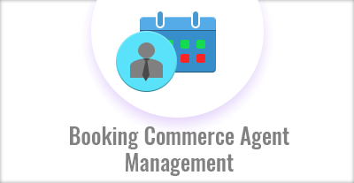 Booking Commerce Agent Management