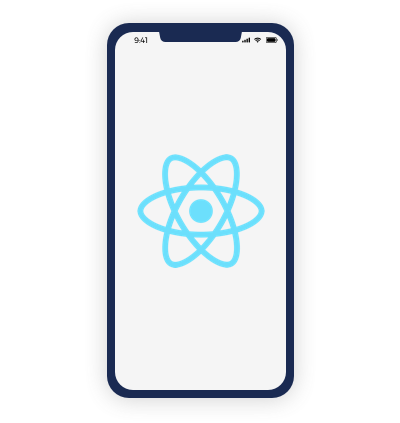 Purely React Native Based App