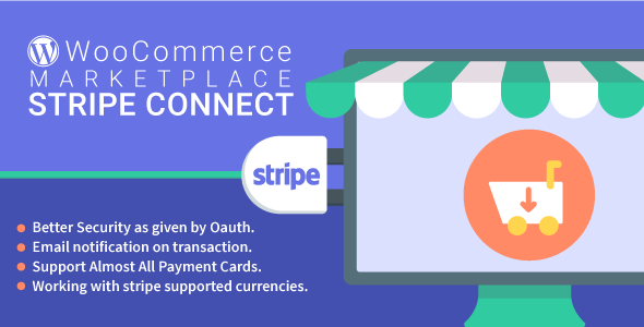 Marketplace Stripe Connect for WordPress WooCommerce