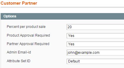 customer partner extension
