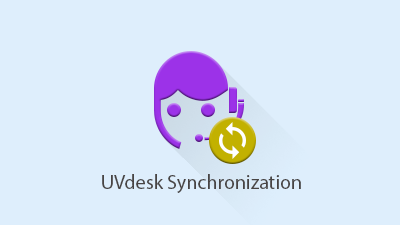 UVdesk Synchronization