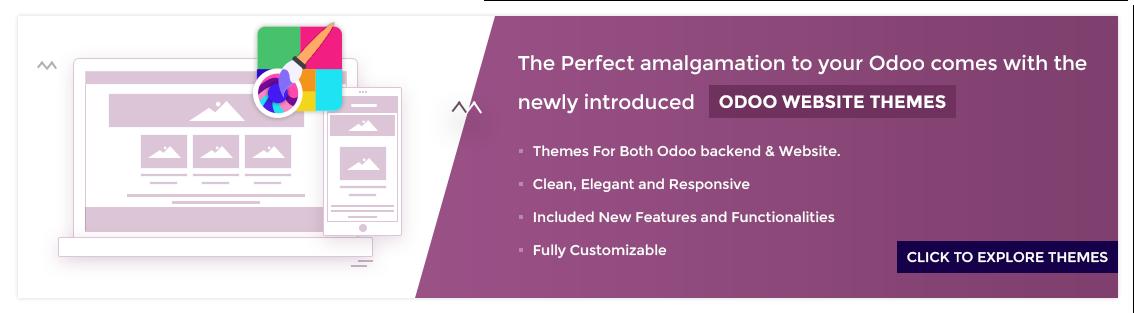 Odoo Theme Xtremo Banner